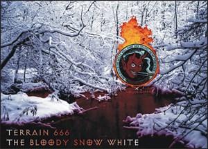 Louis Cifer's Bloody Snow White Geocoin AE66