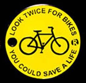 Look Twice for Bikes