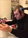 """Paulo e o iPad a """"trocar os olhos"""" :-)"""
