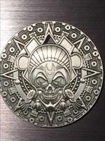 Front of Aztec