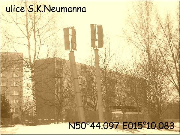 ulice S.K.Neumanna