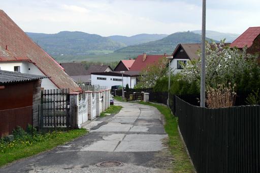obec Útocište
