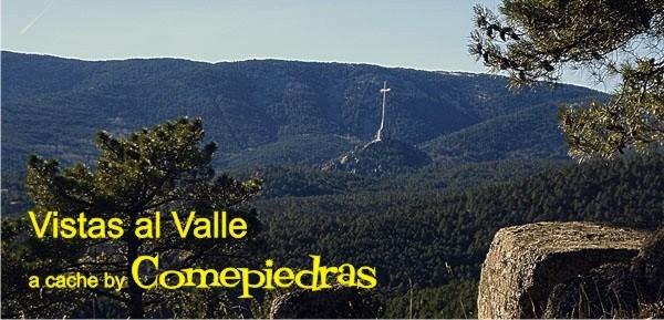 Vistas al Valle. un cache por Comepiedras
