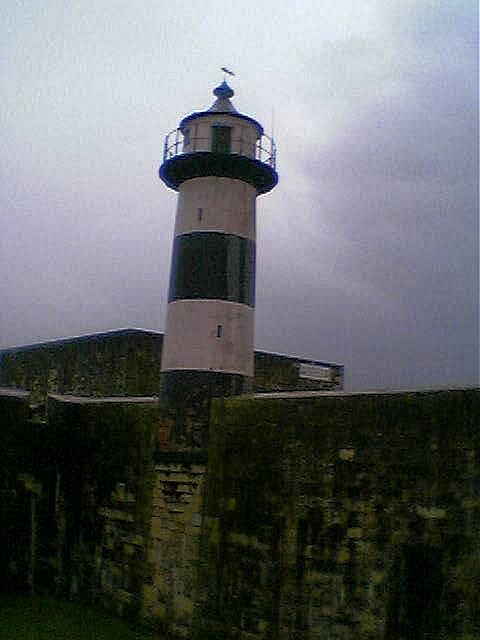 Southsea Castle Lighthouse