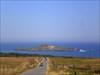 Caminho para a ilha