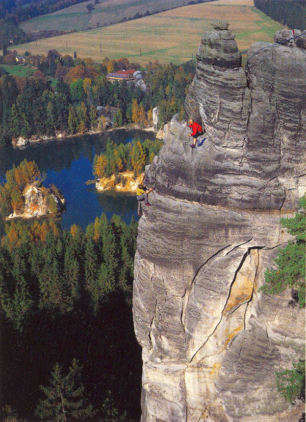 Vystup na Vevodu / An ascent of the Duke