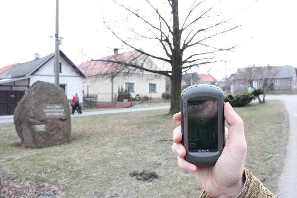 Bludný balvan a GPS