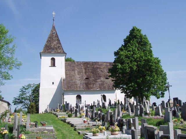 Borovsky kostelik
