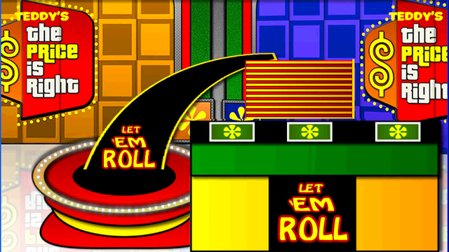 Let Em Roll Price Is Right  Car