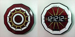 Coin zum 12.12.12