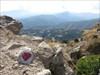 Westerwald-Eva enjoying the view at Montemayor
