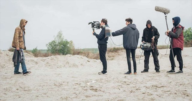 Filming the Great Outdoors