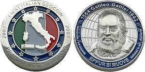 First Italian Geocoin 2007