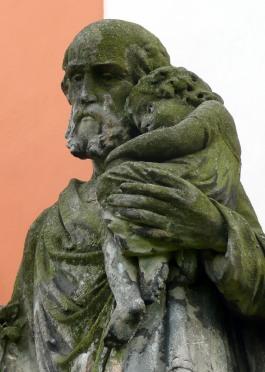 Sv. Josef s Ježíškem