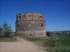 Beautiful ruin of the windmill