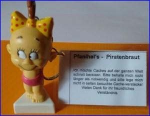 Pfanihel's Piratenbraut