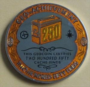 250er Coin