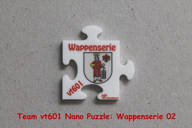 Team vt601 Nano Puzzle: Wappenserie 02