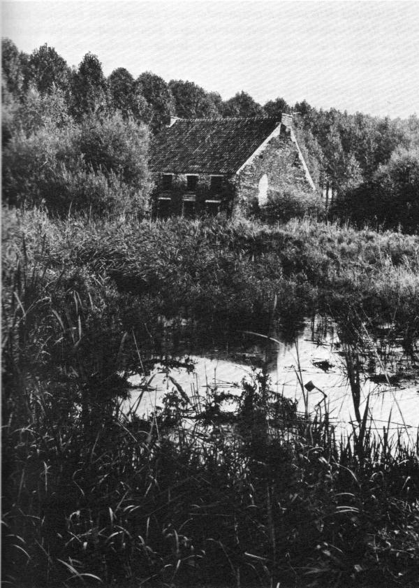 La maison avant restauration 1976