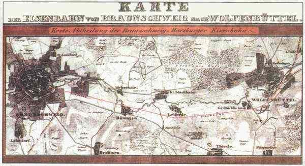 Erste deutsche Staatsbahn
