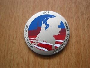 Dutch 2009 Geocoin (1)