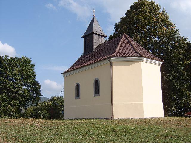 Kostolík na Kalvárii