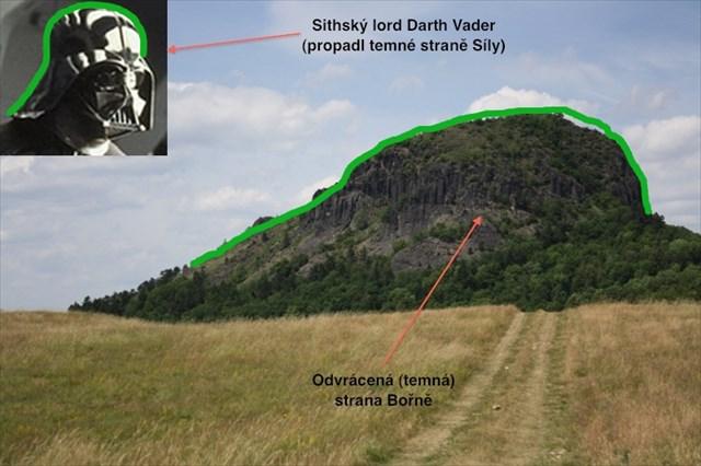 Darth Vader vs. Boren