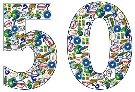 50 or more at the bottomline