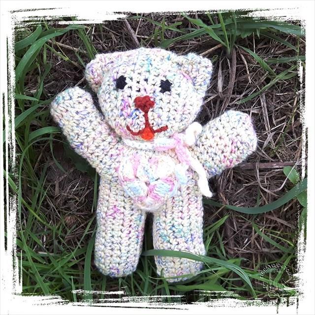 Mein Name ist Bär! Teddy Bär!