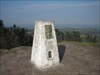 Nearby trig point