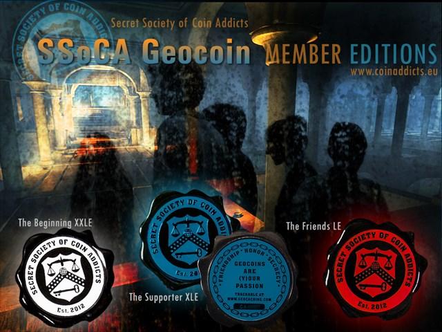 SSoCA Member Editionen