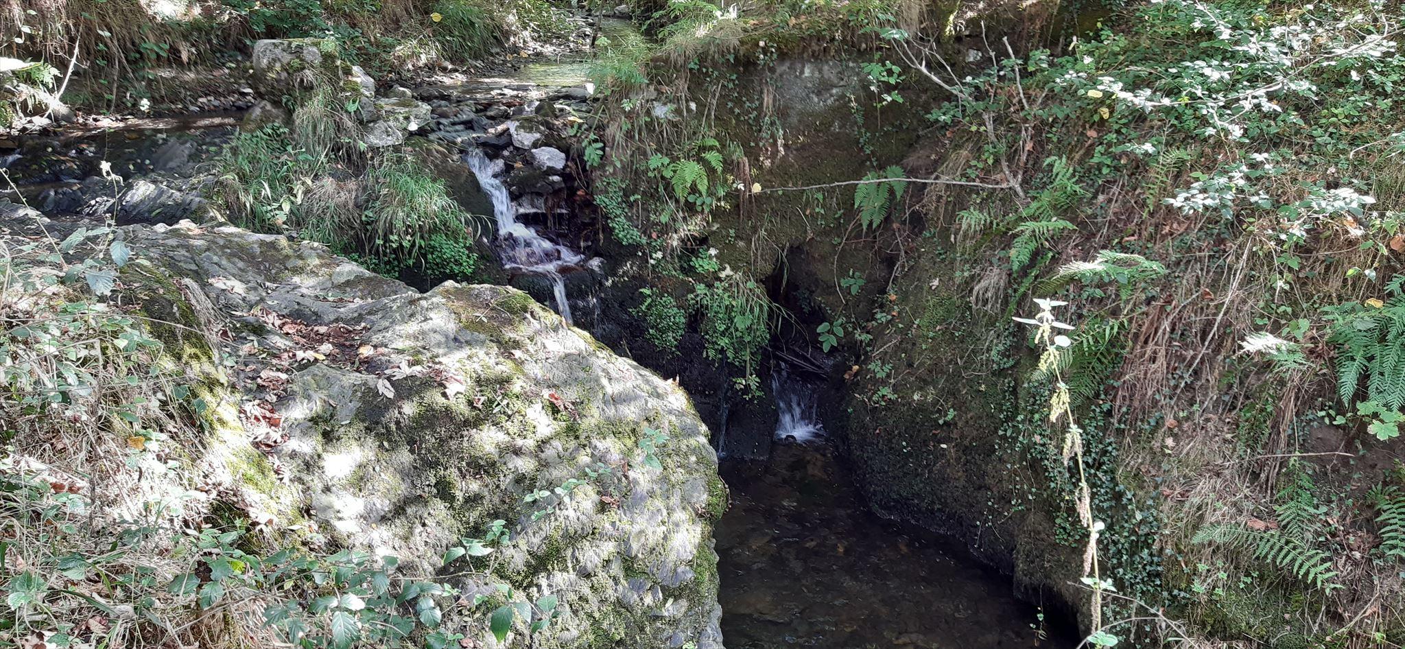 Cascade de Massat