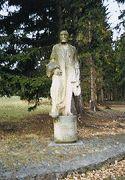 Javorník - socha Karla Klostermanna