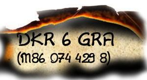Tagebuch Schnipsel (DKR 6 GRA)