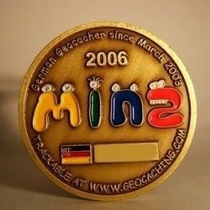 Minz Geocoin