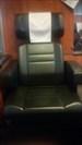 Mein Sitzplatz bei der Heimfahrt im Zug... :-)