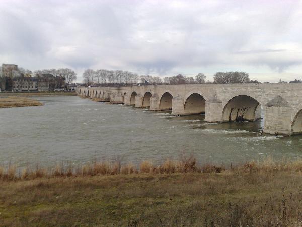 Loire à Beaugency
