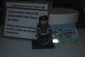 Police Ayrshire