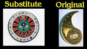 Der Ersatz zur schönen Coin
