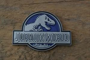 Jurassic World Geocoin