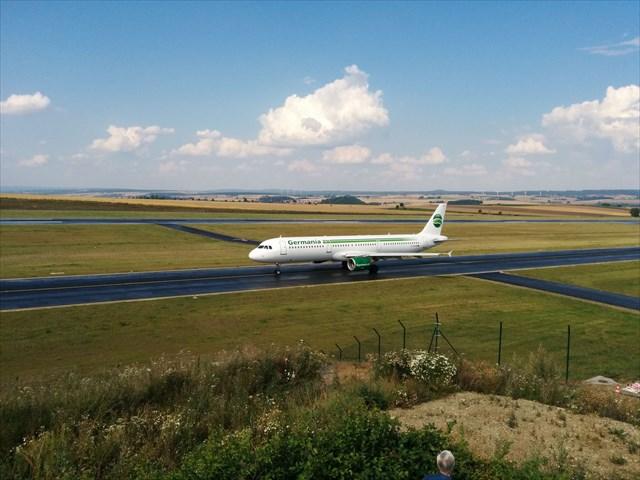 Bild Flugzeug