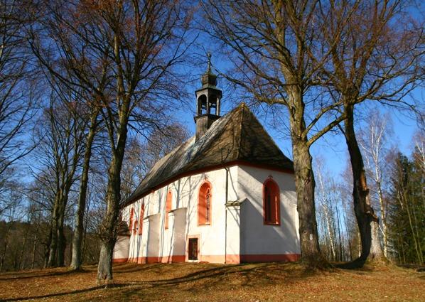 Kostel sv. Linharta v Uhlišti
