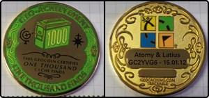 1000er Coin