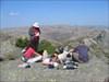 PH dando explicações sobre Geologia. :-) log image