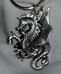 Dragon Rider Travel Bug