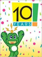 Celebrate 10 Years of Geocaching!