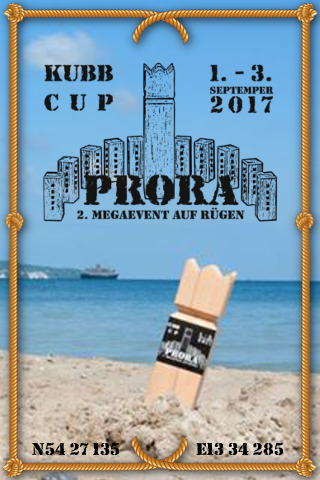 Prora 2017 - Kubb Cup