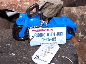 Riding With Judi TB