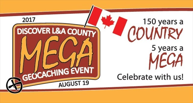 2016 Discover L&A County MEGA Geocaching Event