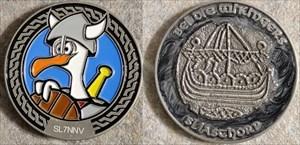 Bei die Wikingers Supporter Coin